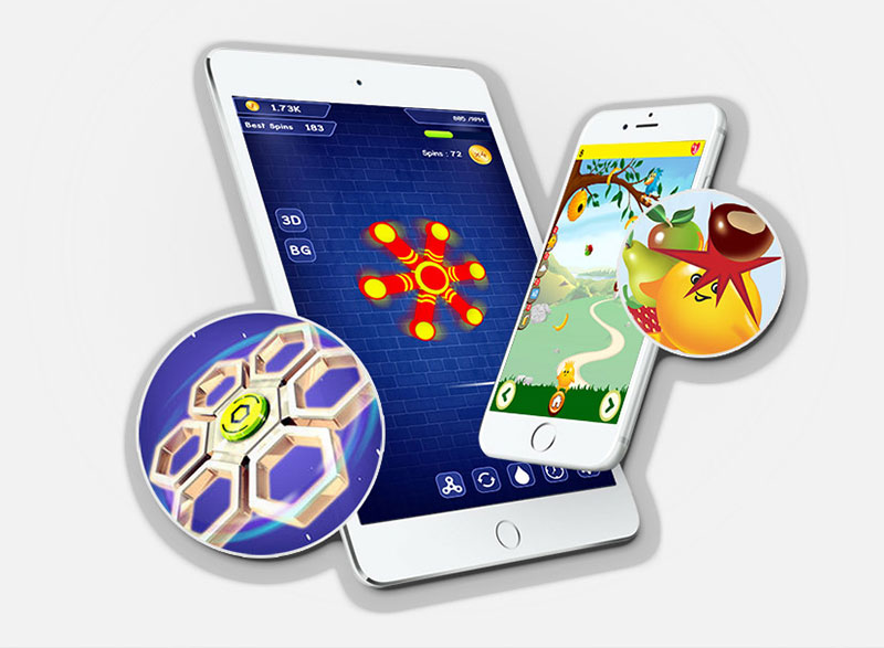 android and ios game development